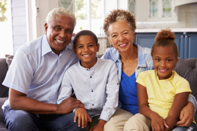 Grandparents can qualify for the EITC