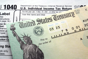 tax refund checks to be delayed for some filers.